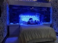www.customfishtanks.co.za - bed shaped tank